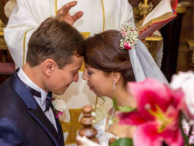 El matrimonio de Andrés y Diana en Bogotá, Bogotá DC 30