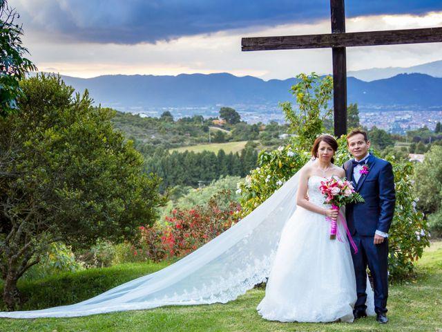 El matrimonio de Andrés y Diana en Bogotá, Bogotá DC 35
