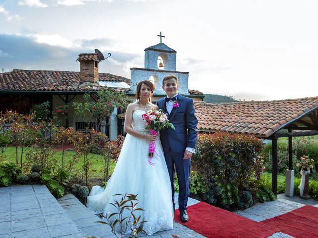 El matrimonio de Andrés y Diana en Bogotá, Bogotá DC 38