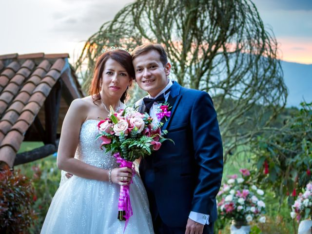 El matrimonio de Andrés y Diana en Bogotá, Bogotá DC 39