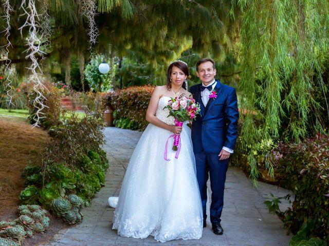 El matrimonio de Andrés y Diana en Bogotá, Bogotá DC 2
