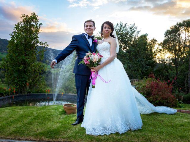 El matrimonio de Diana y Andrés