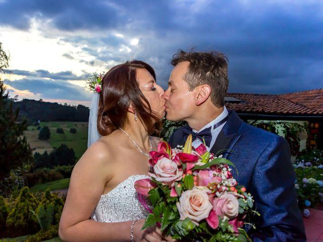 El matrimonio de Andrés y Diana en Bogotá, Bogotá DC 45