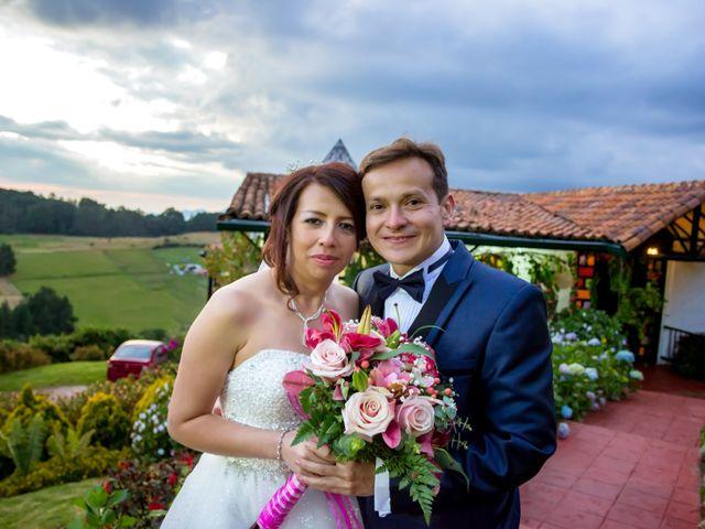 El matrimonio de Andrés y Diana en Bogotá, Bogotá DC 46