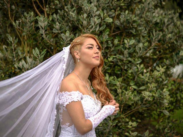 El matrimonio de Augusto y Lady en Subachoque, Cundinamarca 5