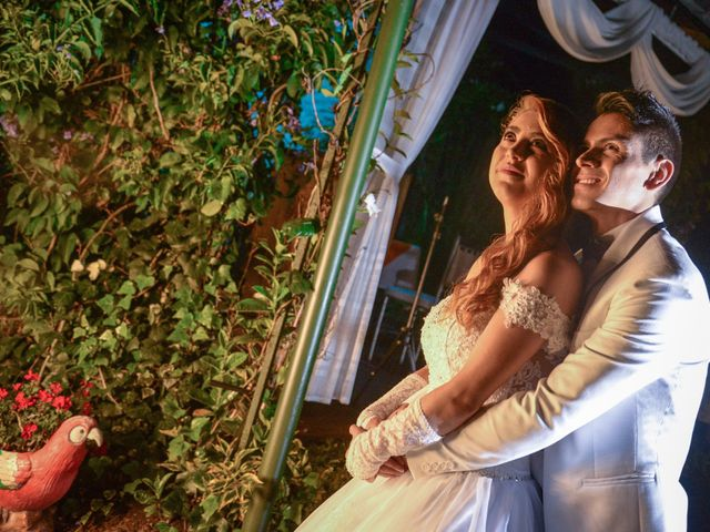 El matrimonio de Augusto y Lady en Subachoque, Cundinamarca 15