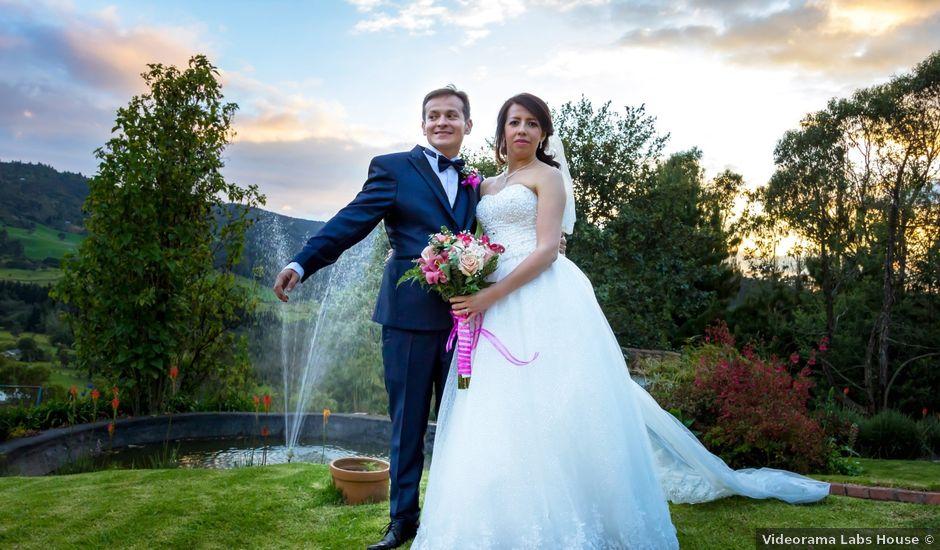 El matrimonio de Andrés y Diana en Bogotá, Bogotá DC