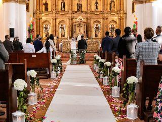 El matrimonio de Liliana y Juan 2