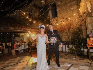 El matrimonio de Liliana y Juan 3