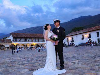 El matrimonio de Liliana y Juan