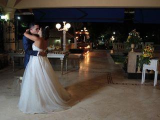 El matrimonio de Maria  y Iván