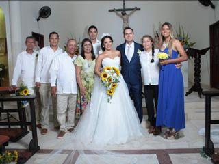 El matrimonio de Maria  y Iván  1