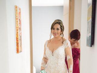 El matrimonio de Karla y Ramon 1