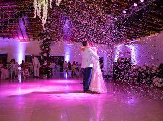 El matrimonio de Karla y Ramon