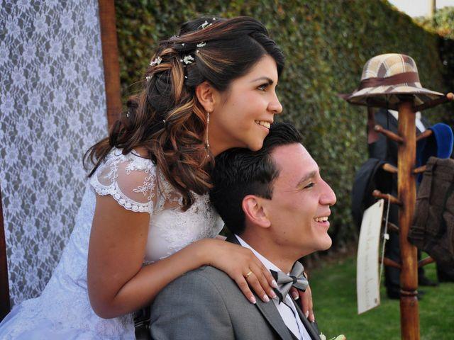 El matrimonio de John y Carol en Cota, Cundinamarca 1