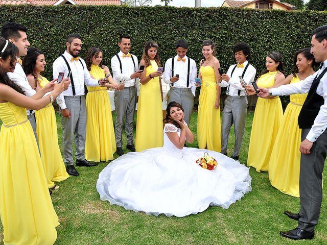 El matrimonio de John y Carol en Cota, Cundinamarca 5