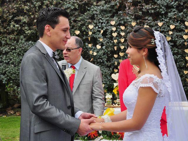 El matrimonio de John y Carol en Cota, Cundinamarca 13