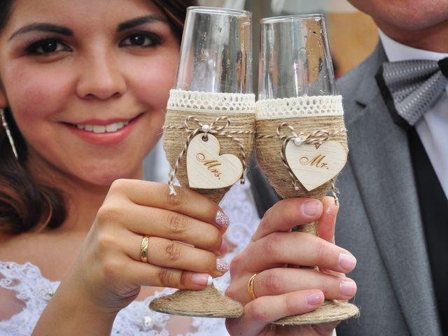 El matrimonio de John y Carol en Cota, Cundinamarca 14