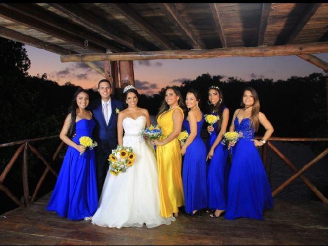 El matrimonio de Iván  y Maria  en Puerto Colombia, Atlántico 19