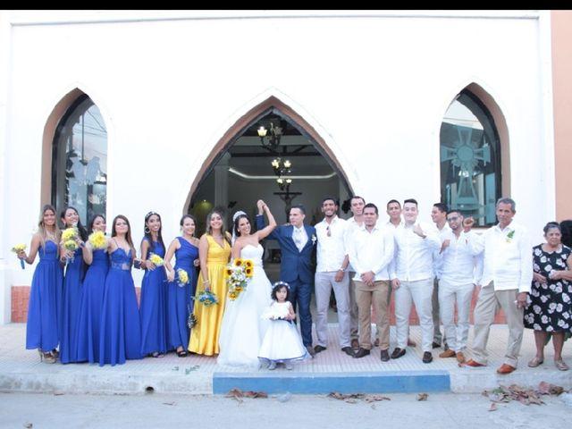 El matrimonio de Iván  y Maria  en Puerto Colombia, Atlántico 20