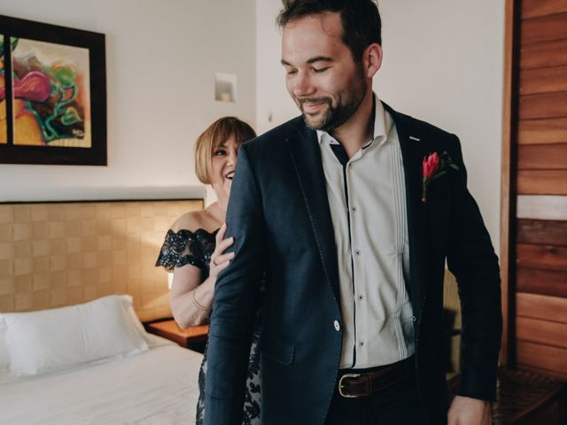 El matrimonio de Brent y Aminta en Cartagena, Bolívar 11