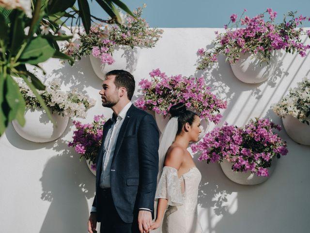 El matrimonio de Brent y Aminta en Cartagena, Bolívar 17