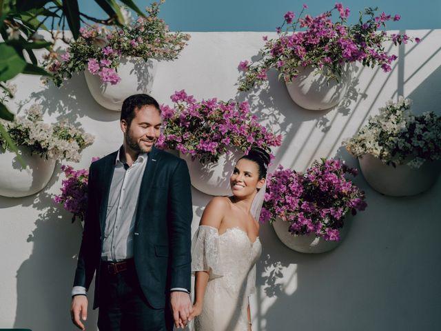 El matrimonio de Brent y Aminta en Cartagena, Bolívar 18