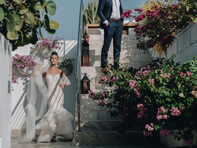 El matrimonio de Brent y Aminta en Cartagena, Bolívar 19
