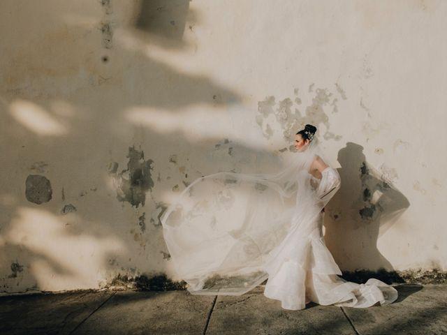 El matrimonio de Brent y Aminta en Cartagena, Bolívar 24