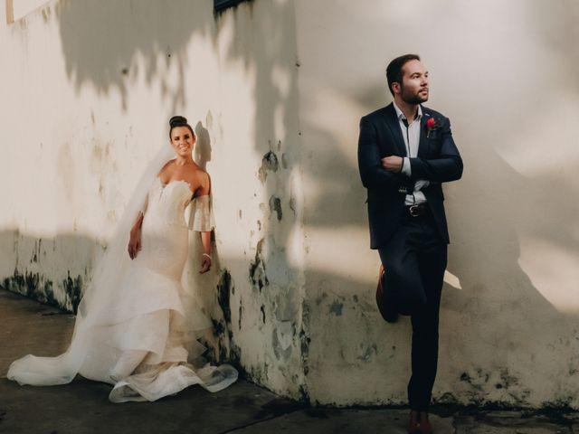 El matrimonio de Brent y Aminta en Cartagena, Bolívar 25