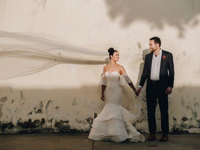El matrimonio de Brent y Aminta en Cartagena, Bolívar 26