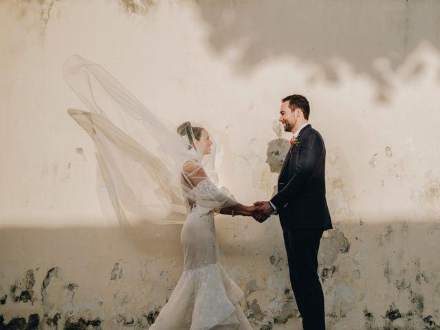 El matrimonio de Brent y Aminta en Cartagena, Bolívar 27