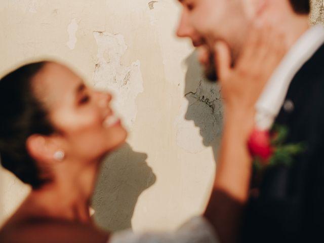 El matrimonio de Brent y Aminta en Cartagena, Bolívar 28