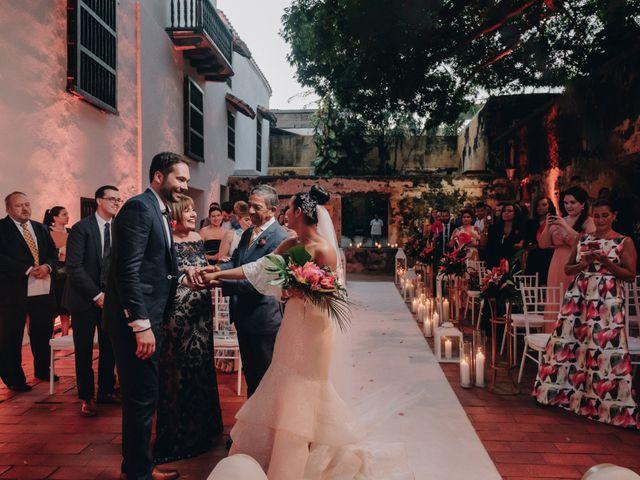 El matrimonio de Brent y Aminta en Cartagena, Bolívar 31
