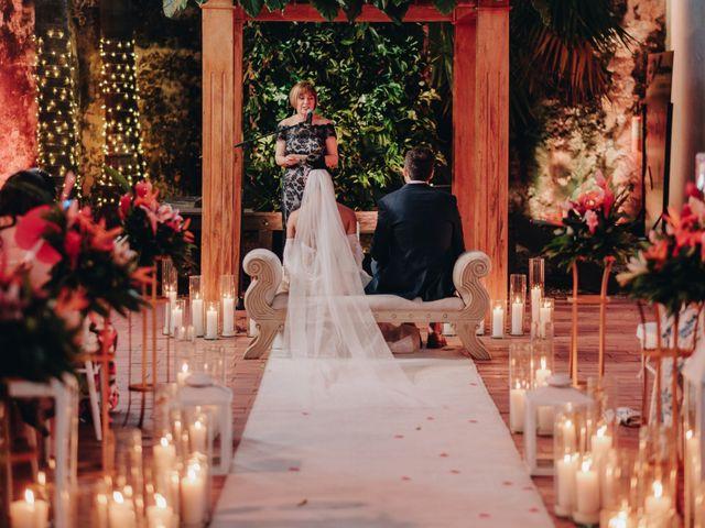 El matrimonio de Brent y Aminta en Cartagena, Bolívar 32