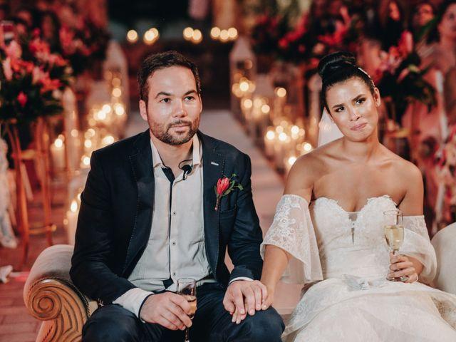 El matrimonio de Brent y Aminta en Cartagena, Bolívar 33