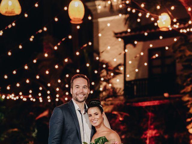 El matrimonio de Brent y Aminta en Cartagena, Bolívar 36