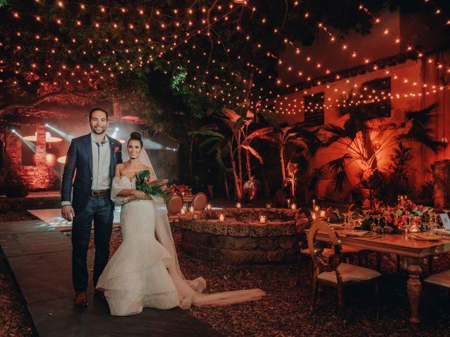 El matrimonio de Brent y Aminta en Cartagena, Bolívar 37