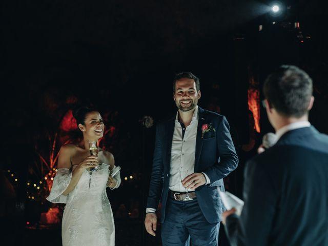 El matrimonio de Brent y Aminta en Cartagena, Bolívar 39
