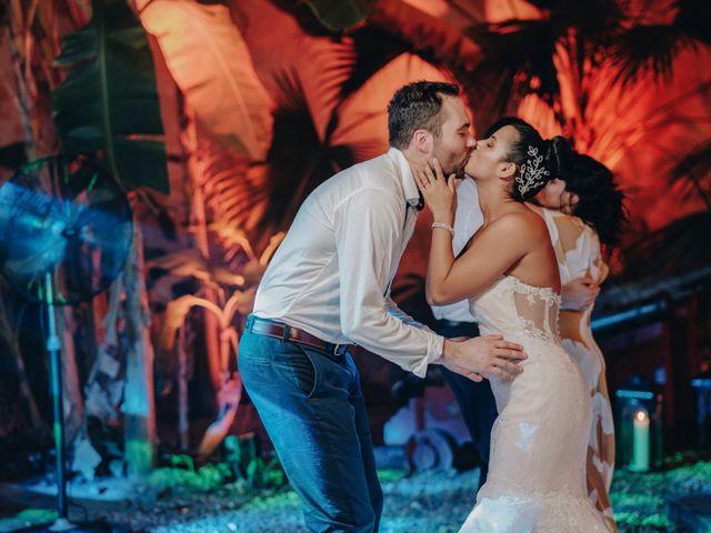 El matrimonio de Brent y Aminta en Cartagena, Bolívar 43
