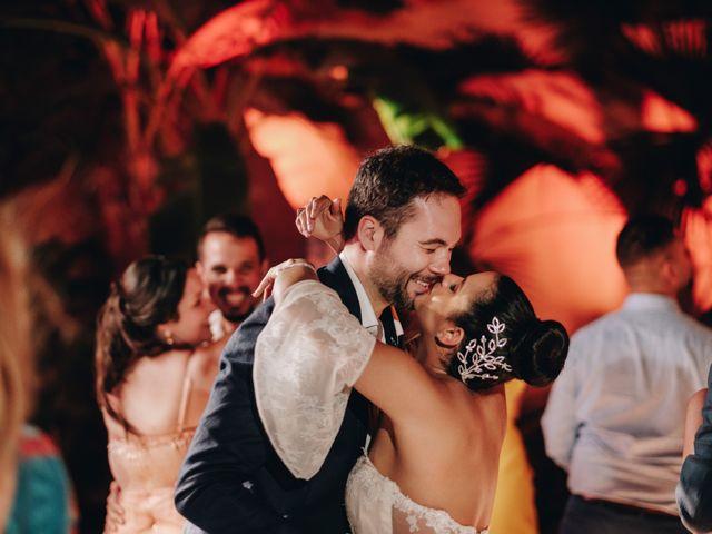 El matrimonio de Brent y Aminta en Cartagena, Bolívar 44