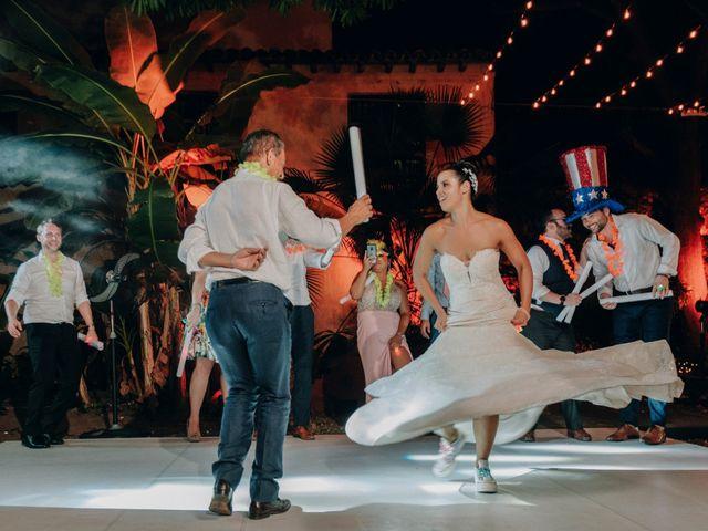 El matrimonio de Brent y Aminta en Cartagena, Bolívar 48