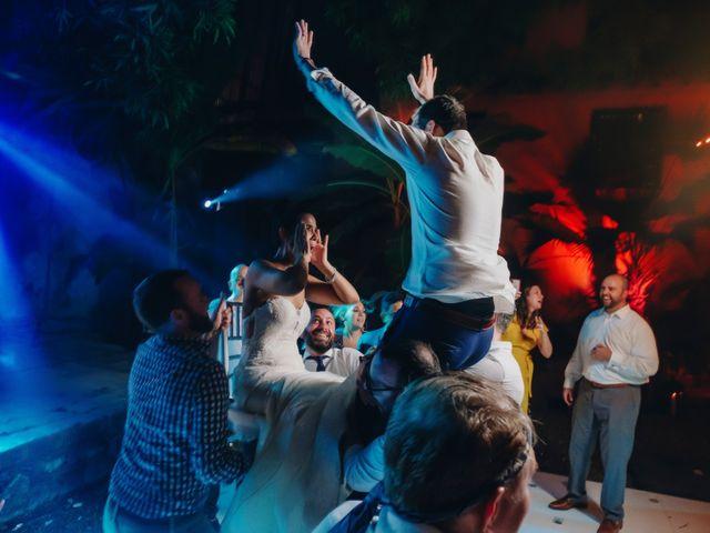 El matrimonio de Brent y Aminta en Cartagena, Bolívar 50