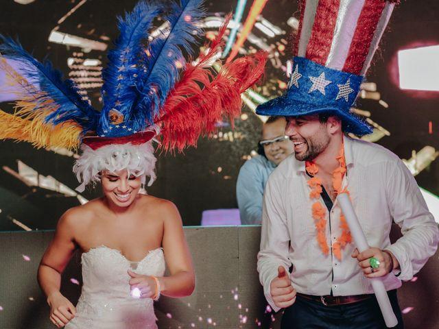 El matrimonio de Brent y Aminta en Cartagena, Bolívar 55