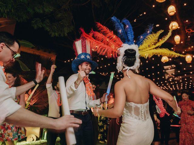 El matrimonio de Brent y Aminta en Cartagena, Bolívar 59