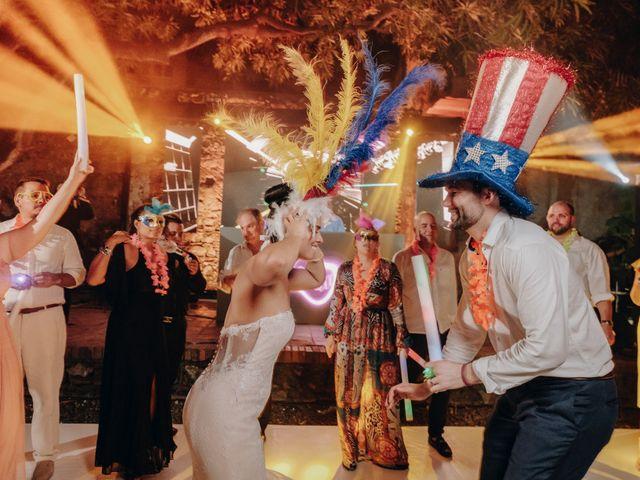 El matrimonio de Brent y Aminta en Cartagena, Bolívar 60