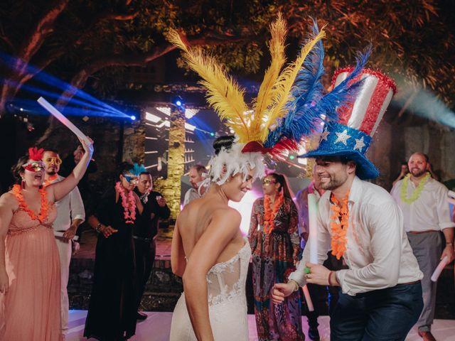El matrimonio de Brent y Aminta en Cartagena, Bolívar 61