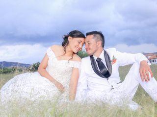 El matrimonio de Marcela y Felipe