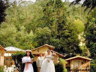 El matrimonio de Alexandra  y Carlos 2