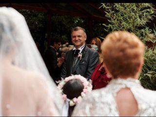 El matrimonio de Alexandra  y Carlos 3